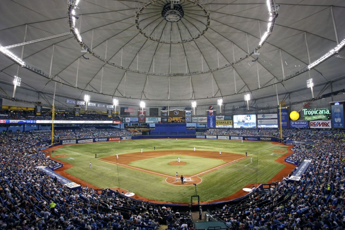 Tampa Bay Rays vs. Minnesota Twins at Tropicana Field