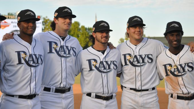 Tampa Bay Rays vs. Los Angeles Angels of Anaheim at Tropicana Field