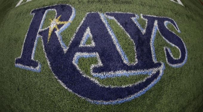 Tampa Bay Rays vs. Texas Rangers at Tropicana Field