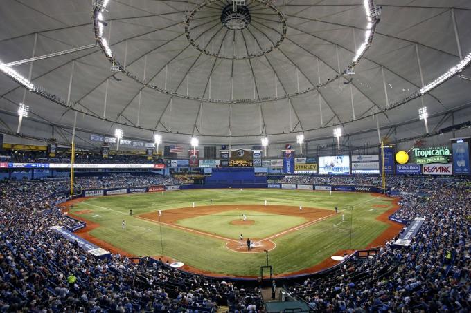 Tampa Bay Rays vs. Chicago White Sox at Tropicana Field